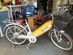 Vélo électrique Eco Piccini