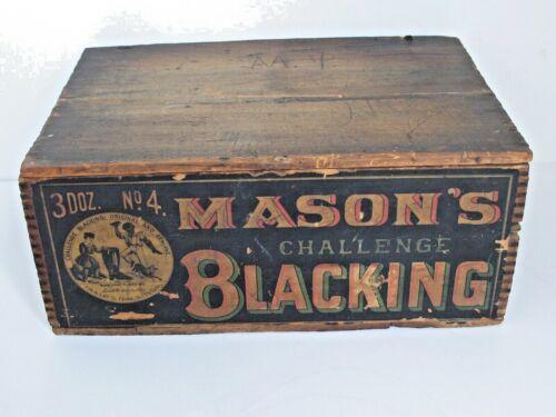 Antique  Mason