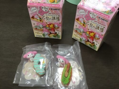 Sanrio My Melody rement delicious foods hello kitty