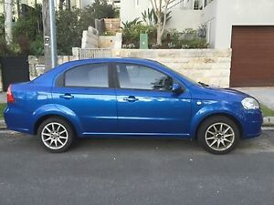2006 Holden Barina Sedan Neutral Bay North Sydney Area Preview