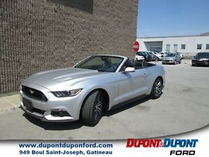 Ford Mustang GT haut niveau decapotable 2 portes
