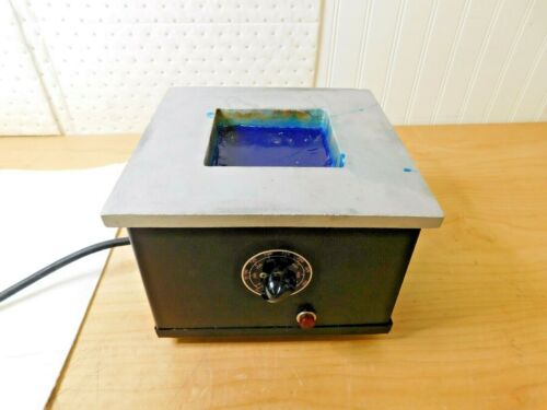 Waage Electric Aluminum Rectangular Melting Tank 600W 115V/1PH RWP1-13-1