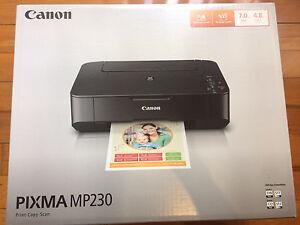 Canon PIXMA MP230 Printer Templestowe Manningham Area Preview