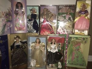 Selling Special Edition Barbie Collection