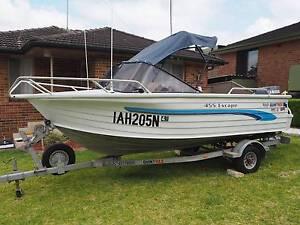 2000 QUINTREX 455 ESCAPE MILLENNIUM Concord Canada Bay Area Preview