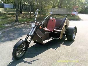 Trike 2008 Kingston Logan Area Preview