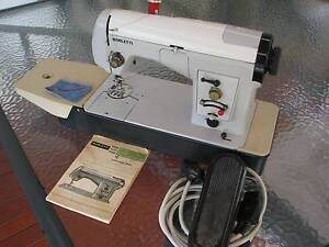 Borletti FB1100 Sewing Machine + Manual Good Cond Serviced & Test Kotara Newcastle Area Preview