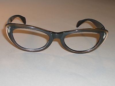 VINTAGE BAUSCH & LOMB RAY BAN ALITA MULTI TONE CATS EYE SUNGLASSES FRAMES ONLY