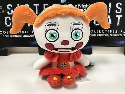 FNAF Sanshee Five Night at Freddy's Circus Baby Toy 8
