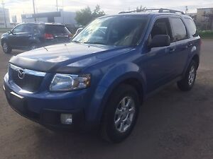 2009 Mazda Tribute GX I4, SUV (LOW KMS)ONE OWNER)(INSPECTED)