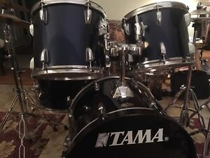 Tama Imperialstar Drum Kit with Cymbals, Stands, etc!!!