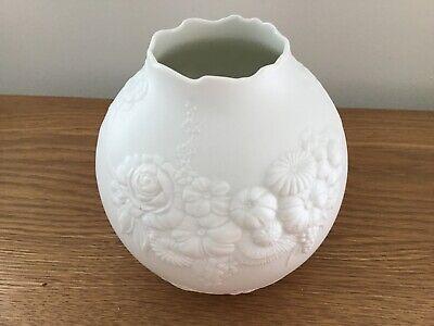 Kaiser Porcelain White Vase