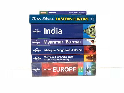 Lonely Planet India Guide Travel Guides Gumtree Australia Inner