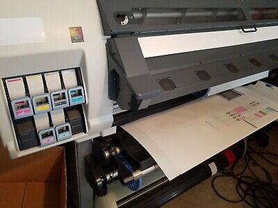 Hp Designjet L25500 Wide Format Latex Printer 60 Inch