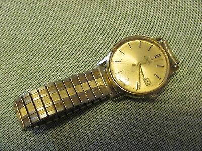 Vintage Omega Automatic 17 jewels Northwestern Bell award watch!! 1976.