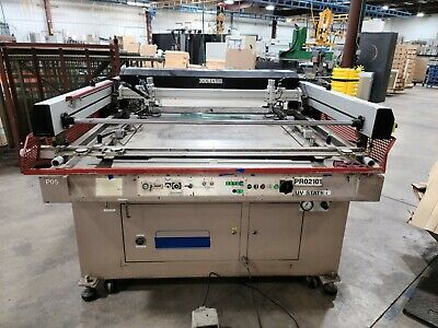 Atma Atmech 710 Press Screen Printer Machine