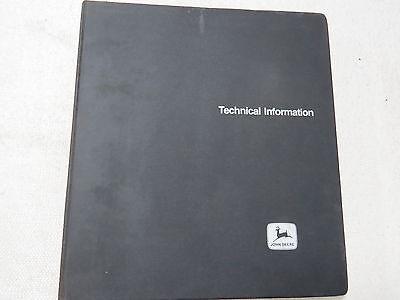 original John Deere Technical Service Manual 100G 200G Trimmer Edger LOT of 2