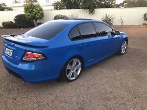 2010 FG Xr6 Limited Edition