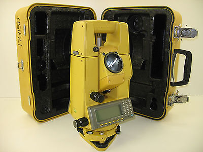 Topcon Gts-511 2 Total Station Only For Surveying 1 Month Warranty