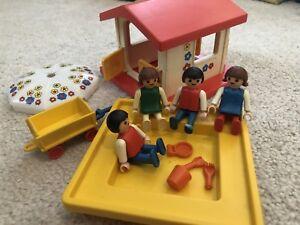 Playmobile 3497 Playground Playhouse and Sandbox