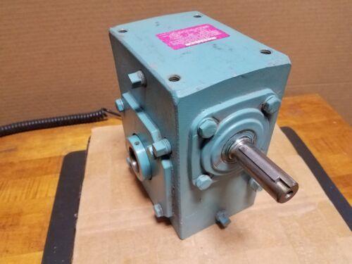 NEW DRESSER GEAR REDUCER   7E-30064-ZA    25:1  RATIO
