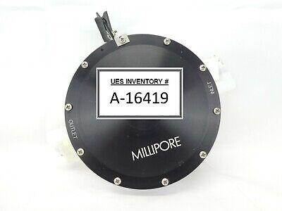 Millipore Sh5m016r6 Wafergard Photoresist Chemical Dispense Pump Working Spare