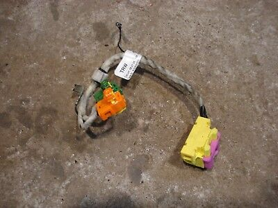 AUDI A4 B6 B7 STEERING WHEEL AIR BAG WIRING LOOM 4E0971589B 21#82