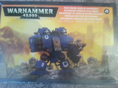 WARHAMMER 40K SPACE MARINE IRONCLAD DREADNOUGHT - NEW & SEALED