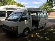 Toyota Hiace camper Coorparoo Brisbane South East Preview