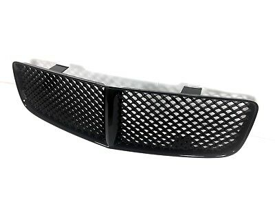 For 05 10 Dodge Charger Mesh Style Front Grille Grill Abs Gloss Black