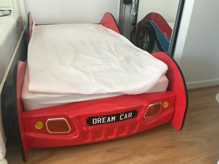 racing car bed for kids