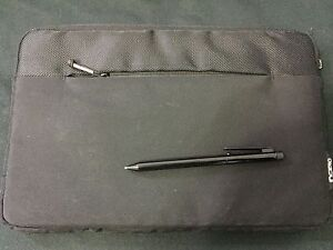 MICROSOFT SURFACE PRO 1 LAPTOP CASE AND PEN