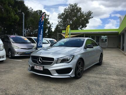 2016 Mercedez Benz CLA200 AMG Line And Spec!