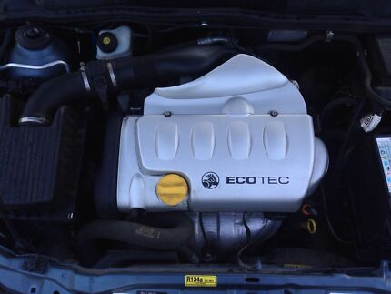 Holden astra  2001 1.8 motor complete only done 68,000km Sunshine Brimbank Area Preview