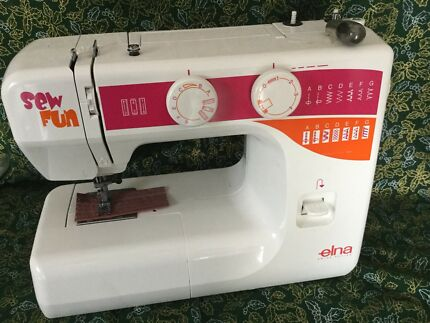 Elna/Janome Full Service And Ready To Sew 6 month warranty