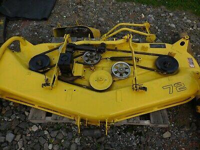 John Deere 72 Inch Mower Deck 4000 Series Compact Tractor Good Condition