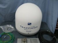 KVH M3 TracVision TV System #2 ( 2 are available )