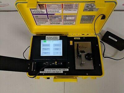 Smiths Hazmatid Ftir Atr Spectrometer Chemical Analyzer New Cost Over Us52000