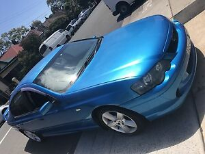 Ford xr6 2003 Hurstville Hurstville Area Preview
