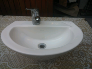 Wash basin with tap Marsfield Ryde Area Preview