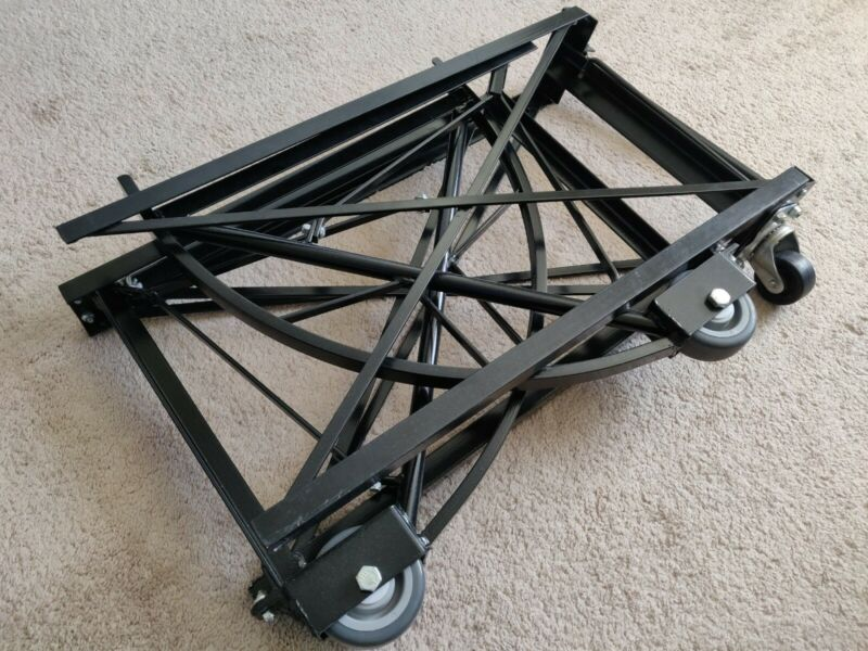Schaff Piano Supply Collapsible Piano Tilter Truck Dollie in Excellent Condition