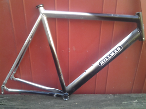 Hillman road bike bicycle frame, alloy 62cm ct seat tube, XL Maribyrnong Maribyrnong Area Preview