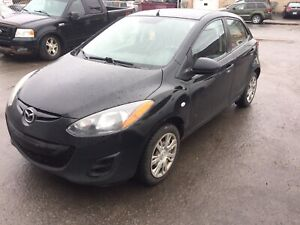 2011 MAZDA 2 GX Hatchback-Automatic-Air Climatisé-Extra PropreA1