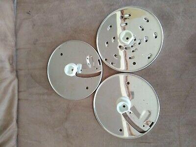 KitchenAid 12 Cup Processor KFPW760Q Shredding, Thick & Thin Slicing Disc