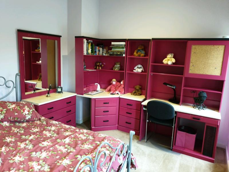 Girls Bedroom Suite Furniture | Beds | Gumtree Australia ...