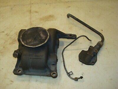 1963 Case 831 Tractor Engine Oil Pump Balancer Assembly 830