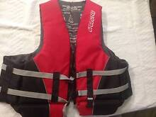 LIFE JACKET SUIT JETS SKI. SKIING OR BOATING Bentleigh East Glen Eira Area Preview