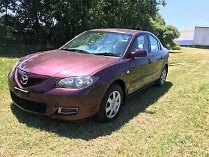 2007 Mazda Mazda3 Sedan Yeerongpilly Brisbane South West Preview