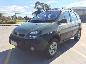 2001 Renault Scenic Wagon 4X4 SUV - With 6 months rego and RWC Footscray Maribyrnong Area Preview