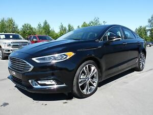 Ford Fusion Berline 4 portes Titane traction intégrale
